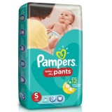 Diskon Pampers Baby Dry Pants S36 Pampers