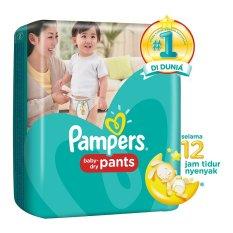Beli Pampers Popok Baby Dry Pants L 26 Pampers Asli