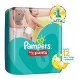 Toko Pampers Popok Baby Dry Pants M 30 Lengkap Indonesia