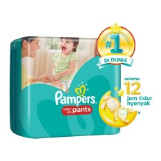 Diskon Pampers Popok Baby Dry Pants Xl 22 Pampers Di Indonesia
