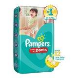 Jual Pampers Popok Baby Dry Xl 44 Baru