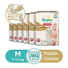 Toko Pampers Popok Celana M 6X30 Premium Care Lengkap Jawa Barat