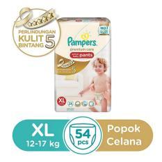 Harga Pampers Popok Celana Xl 54 Premium Care Dan Spesifikasinya