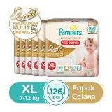 Promo Toko Pampers Popok Celana Xl 6X21 Premium Care
