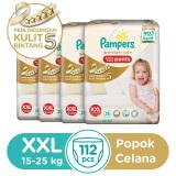 Ongkos Kirim Pampers Popok Celana Xxl 4X28 Premium Care Di Jawa Barat
