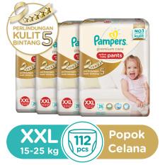 Pampers Popok Celana Size XXL 4x28 Premium Care - Popok Bayi
