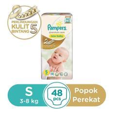 Tips Beli Pampers Popok Perekat S 48 Premium Care