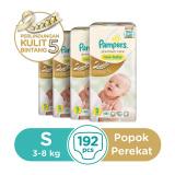 Diskon Besarpampers Popok Perekat S 4X48 Premium Care