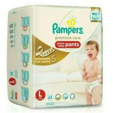 Pampers Premium Care L 62