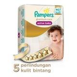 Pampers Premium Care Popok Perekat L 19 Pampers Diskon 30