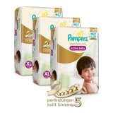 Diskon Pampers Premium Care Popok Perekat Xl 40 Isi 3 Pampers