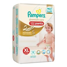 Promo Pampers Premium Pants Eco Xl11