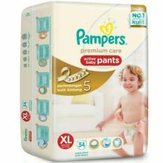 Spek Pampers Premium Xl54 Pampers