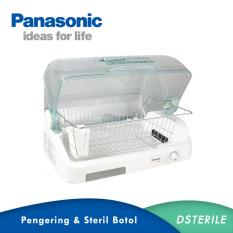 Panasonic Dsterile Sterilizer and Dish Dryer- Pengering Dan Steril Botol - Putih