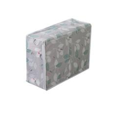 Panda Online 57*40*22 Cm Kapasitas Besar Anti-Air Dilipat Ruang Tas Penyimpanan Kotak Penahan untuk Pakaian Quilt l-Internasional