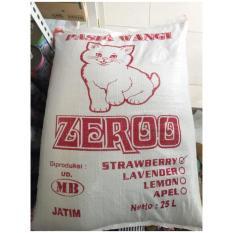 Pasir Kucing Wangi Gumpal 25 Liter - 66D756 - Original Asli