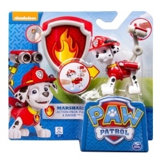 Diskon Paw Patrol Action Pack Pup Badge Marshall Branded