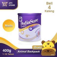 Spesifikasi Pediasure Complete Triplesure Madu 400Gr 4 Kaleng Animal Backpack Yang Bagus Dan Murah