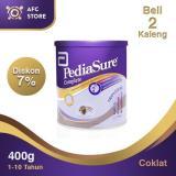 Beli Barang Pediasure Triplesure Complete Coklat 400Gr 2 Kaleng Online