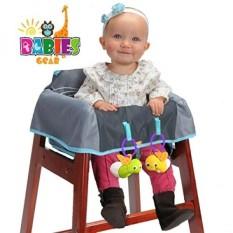 Pelindung Highchair Cover untuk Bayi, Restoran High Chair Cover Perlindungan Kuman untuk Bayi-Intl