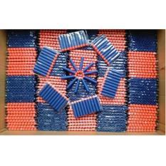 Peluru Nerf Darts Refill Blue W/ Orange Tip ( 10 Pcs ) - De5e9d - Original Asli