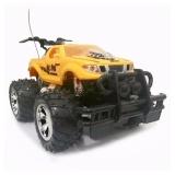 Cuci Gudang Perdana Toy S Mainan Anak Remote Control Max Wheel Jeep Suv 2 Wd Kuning