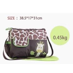 perlengkapan baju bayi tas bayi import tas pergi bayi tas untuk balita lazada tas bayi tas tas baby tas perlengkapan bayi yang bagus tas anak balita tas pakaian anak  Tas Bayi Giraffe Green