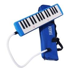 Permainan Alat Musik ditiup Pianika ditiup - Biru