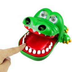 Jual Permainan Gigi Buaya Crocodile Dentist Finger Bite Running Man Games Crocodile Ori