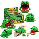 Jual Permainan Gigi Buaya Crocodile Dentist Finger Bite Running Man Games Ori