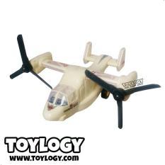 Pesawat Baling Militer - Air Action Battleplan & Helicopter With Sound