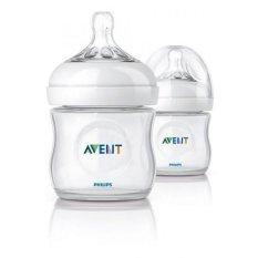 Perbandingan Harga Philips Avent 2 Natural Bottles 125Ml With Newborn N*ppl* 0M Di Indonesia