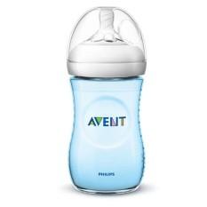 Beli Philips Avent Bottle Natural 260Ml Single Pack New Design With Extra Soft Teat Botol Dot Asi Susu Bayi 260 Ml Biru Terbaru