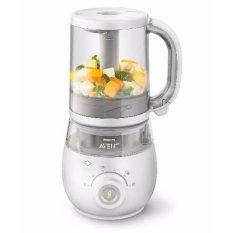 Philips Avent Healthy Baby Food Maker 4 in 1 SCF875/02