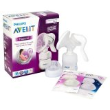 Jual Philips Avent Manual Breast Pump Pompa Asi Susu Original
