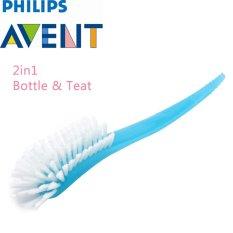 Perbandingan Harga Philips Avent Scf145 06 Bottle And Teat Brush Sikat Botol Dan Dot Biru Di Indonesia