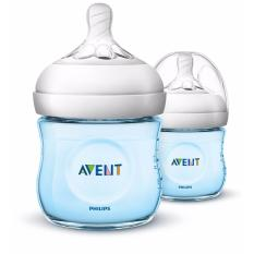 Beli Philips Avent Scf692 23 Bottle 4Oz Pp Natural Blue Twin Biru Pakai Kartu Kredit