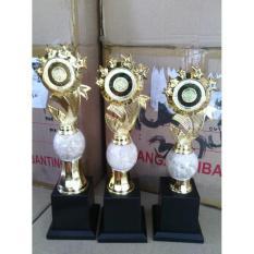 Piala Trophy Marmer Bulat