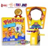 Promo Pie Face Game Runningman Prank Toys Pie Face