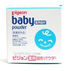 Pigeon Baby Medicated Powder Cake / Bedak Padat 45gr