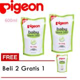 Toko Pigeon Baby Wash Chamomile 600 Ml Refill Beli 2 Gratis 1 Indonesia