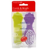 Model Pigeon Brush Comb Set Terbaru