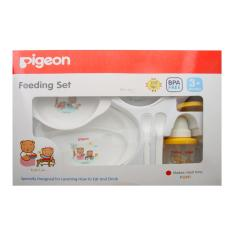 Review Pigeon Feeding Set With Training Cup