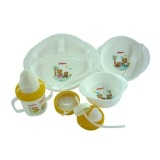 Jual Pigeon Feeding Set With Training Cup