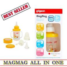 Harga Pigeon Magmag Mag Mag Training Cup All In One Set Seken