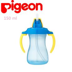 Beli Pigeon Petite Straw Bottle 150 Ml Biru Pigeon Online