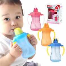 Harga Pigeon Petite Straw Bottle 150Ml Branded