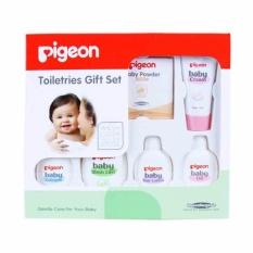 Harga Pigeon Toiletries Gift Set 7In1 Pigeon Online