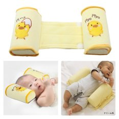 Jual Pillow Adjustable Anti Rolling Baby Pillow Bantal Bayi Anti Jatuh Ori