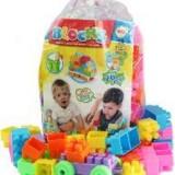 Harga Pip Mainan Edukasi Block Susun Lego Pip Isi 76 Pcs Paling Murah